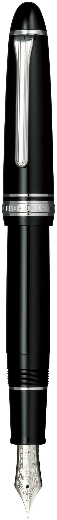 セーラー万年筆 プロフィット21 銀 ブラック 太字 11-2024-620【セーラー セーラー万年筆 プロフィット21銀 太字 112024620】