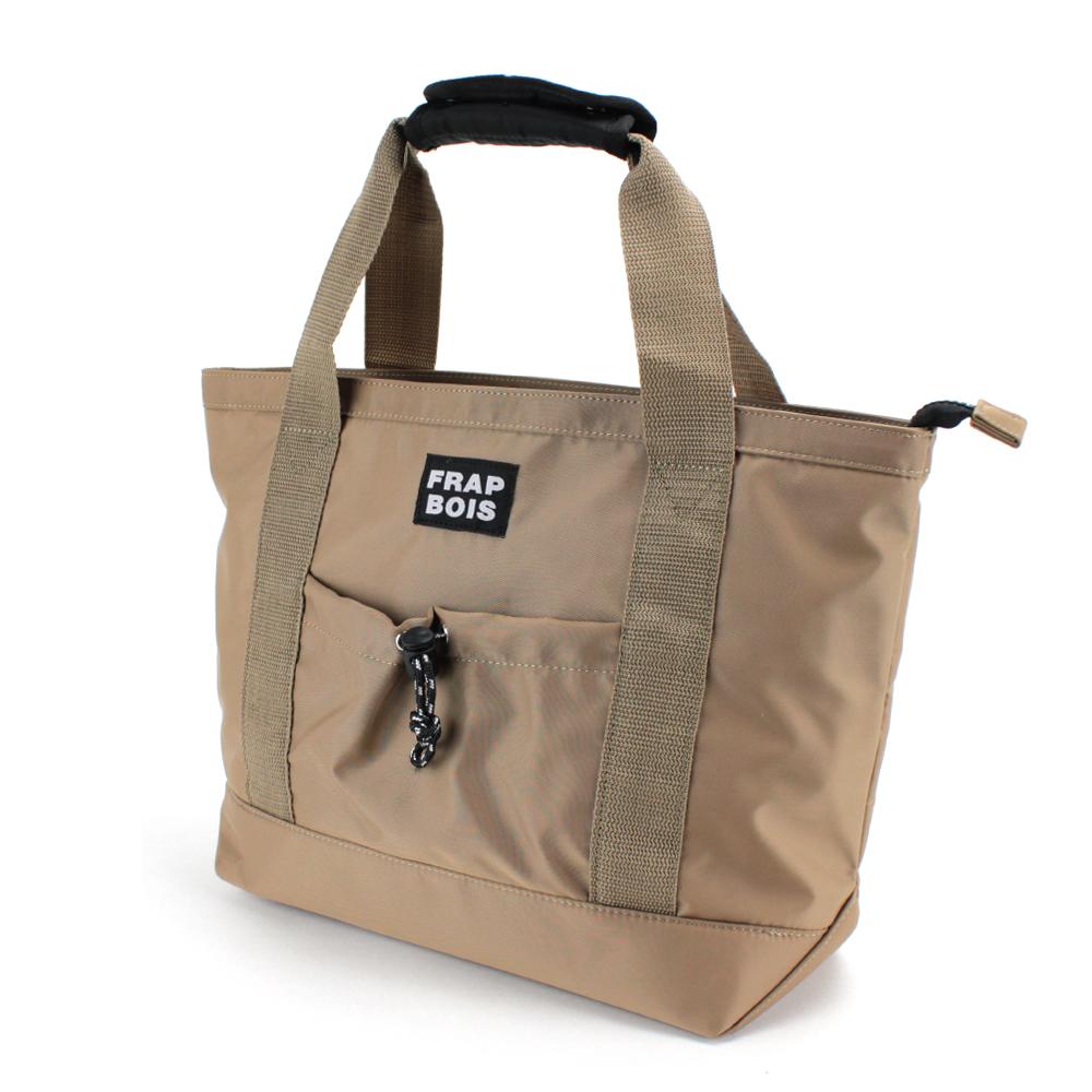 FRAPBOIS (フラボア) ナイロンシリーズ トートバッグ FB-B042 バッグ 鞄 くま クマ 熊