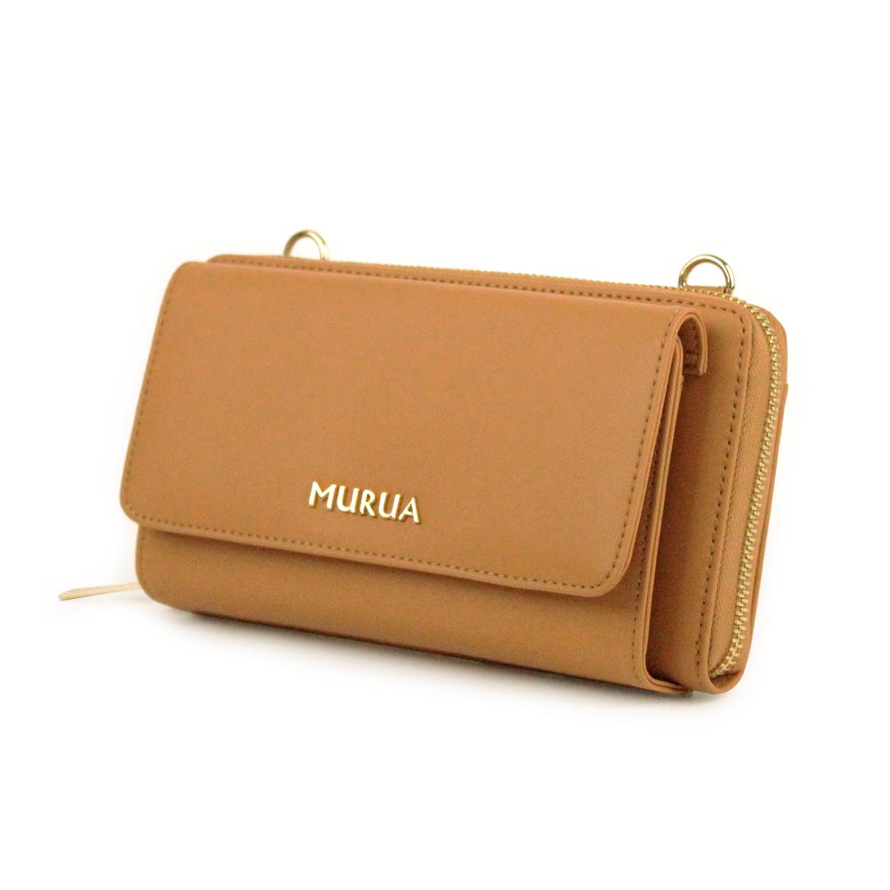 MURUA (ムルーア) ベーシックシリーズ 長財布 MR-W311 ムルーア MURUA レディース 財布 ブランド