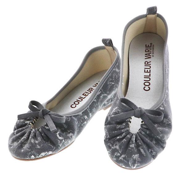 크로르바리에바레에슈즈시크렛트히르그레이후라워라메레디스 여성용 가벼운 브랜드 COULEUR V
