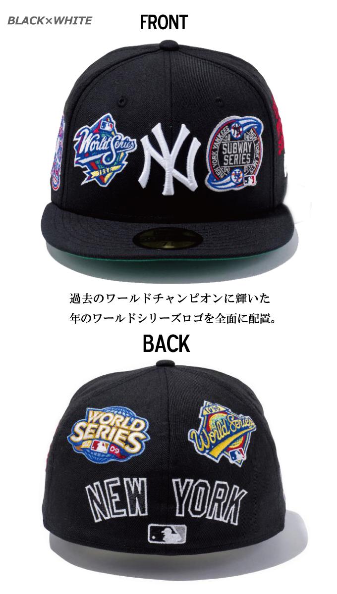 new concept e0e1c a7770 ... sale hat mlb new era new era cap multi logo 59 fifty cap new york  yankees