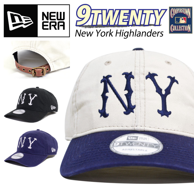 02e763f20 NEW ERA new era low NY Highlanders leather belt low Cap snap back Cap Polo  caps ...