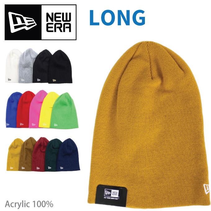 5851b2bac3bf6 NEW ERA new era KNIT CAP knit Cap long knit Cap Beanie Hat large size mens  hats women s hats UV cut big size mens hats women s hats UV cut NEWERA