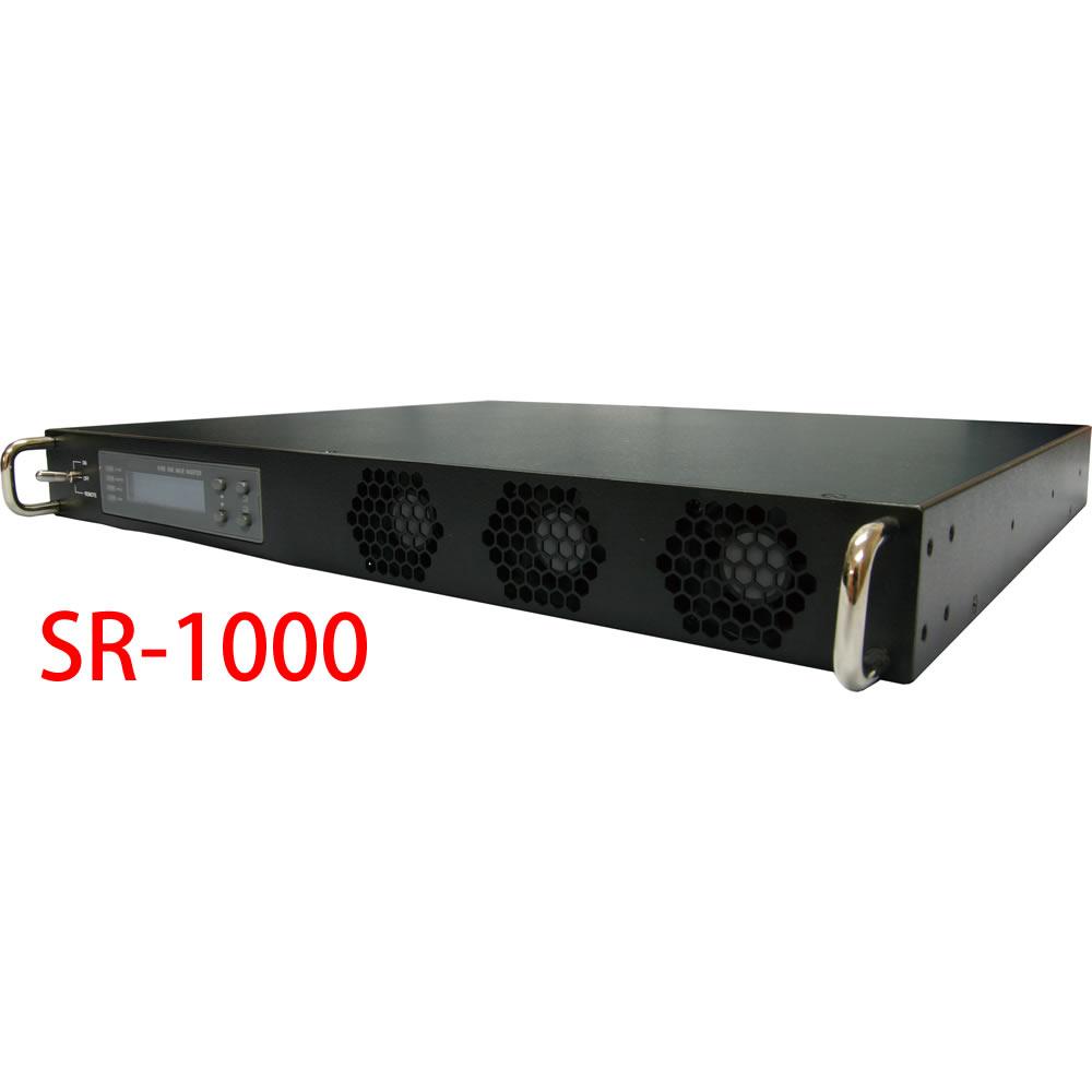 【 電菱 DENRYO 】 19インチラックマウント式インバータ / SRシリーズ (AC100V) SR1000 【送料無料 沖縄・離島除く】