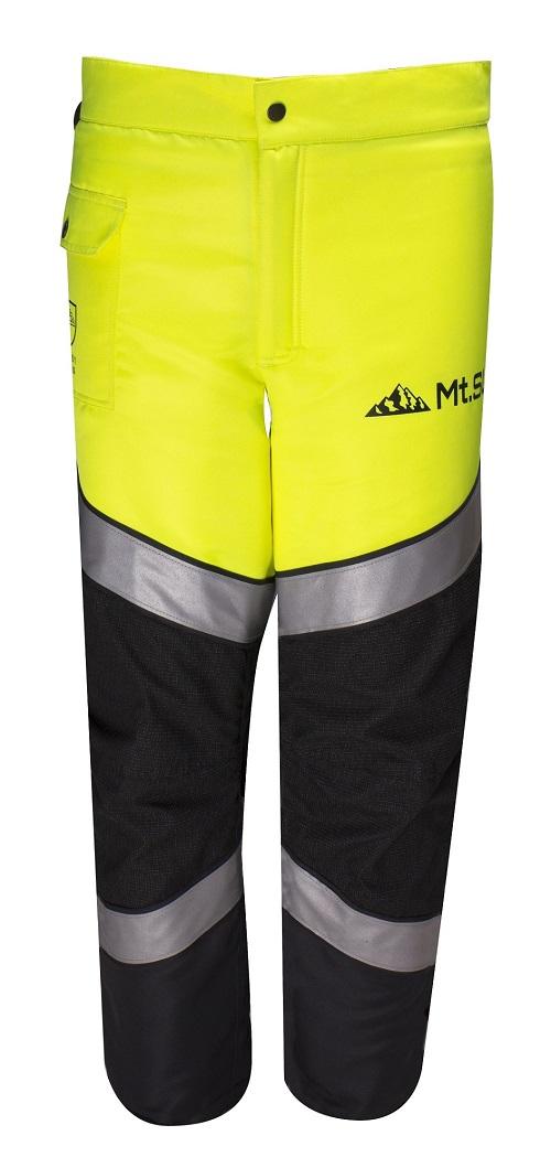 チャップスイエロー チェンソー用保護ズボン チェンソーによる事故・怪我防止 ケブラー素材使用
