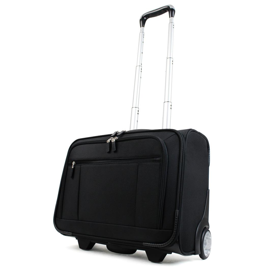 横型ビジネスソフトキャリー34cm[B4サイズノートパソコン収納可能スーツケース](アタッシュケース/ブリーフケース)【メーカー直送品TS】【送料無料】【smtb-k】【w4】【あす楽対応_関東】