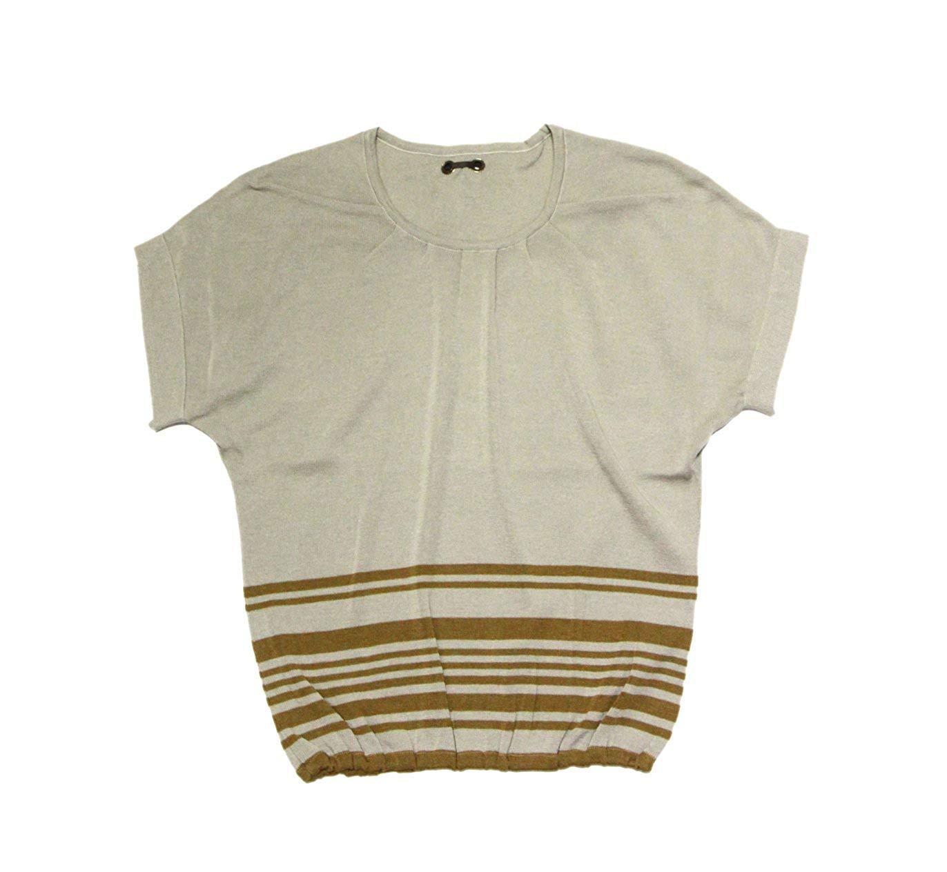☆選べるレディース服3点福袋対象商品☆おでかけニット♪14Gタックラインセーター(返品・交換・ギフト包装不可)