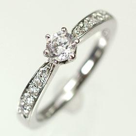 超格安一点 婚約指輪 プラチナ・ダイヤモンド0.2ct(F 送料無料・VS・3EX・H&C・鑑定書付) エンゲージリング(婚約指輪) 婚約指輪 送料無料, milky ange:9164d5df --- hafnerhickswedding.net