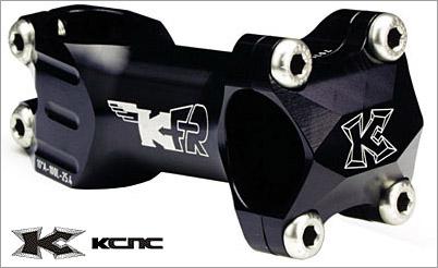 【送料無料】【KCNC】(ケーシーエヌシー)FREE RIDE ハンドルステム(31.8)【ハンドルステム】【自転車 パーツ】