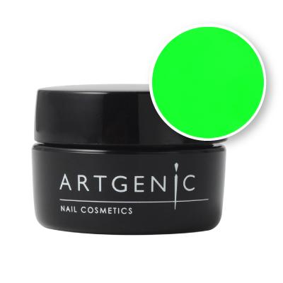 804 Fluo-Green ARTGENiC 実物 大人気 アートジェニック カラージェル 4g フルオグリーン