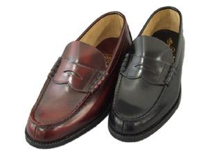 【K418L】【KENFORD】【送料無料】【定番】【日本製】本革☆ケンフォード 3E 幅広 ローファービジネスシューズ紳士靴