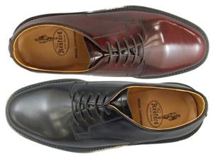 【K422L】【KENFORD】【送料無料】【定番】【日本製】本革☆ケンフォード 3E 幅広 プレーントウビジネスシューズ紳士靴