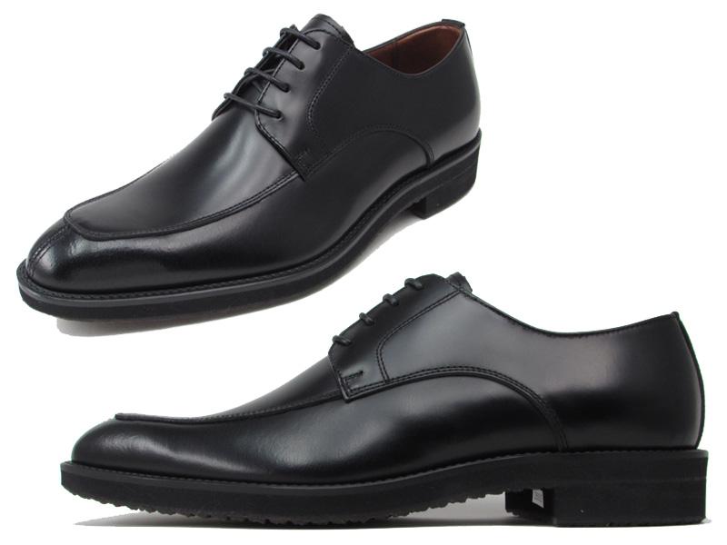 【KM37ACJ】【KENFORD】【送料無料】【雪道対応ソール】【日本製】アッパー全て本革☆ケンフォード 3E 幅広 Uモカビジネスシューズ紳士靴