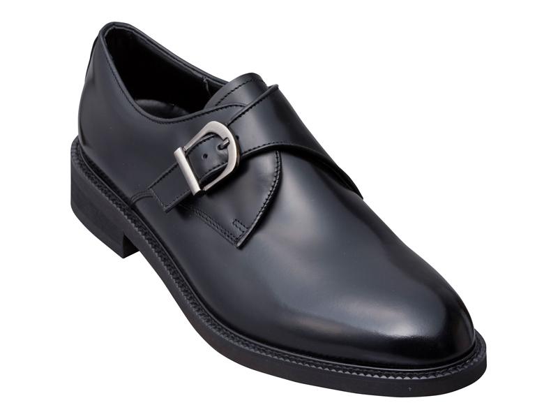 【KN37AAJ】【KENFORD】【送料無料】【微発泡硬質EVAソール】アッパー全て本革☆ケンフォード ベーシック ラウンドラスト モンクストラップビジネスシューズ紳士靴