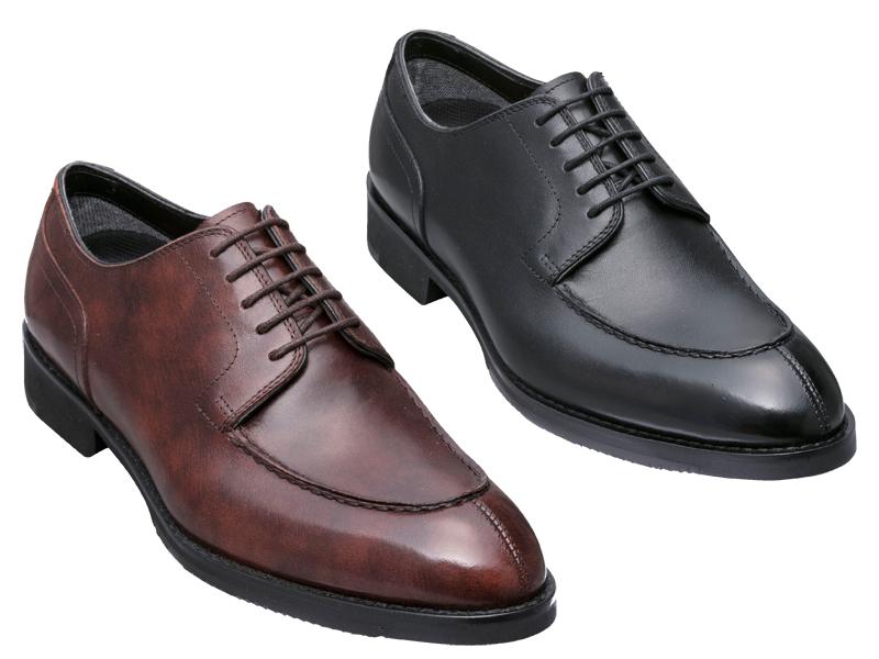 【KN42AE】【KENFORD】【送料無料】【全天候対応】アッパー全て本革☆ケンフォード Vibram ポインテッド ラウンドトウ Uチップビジネスシューズ紳士靴