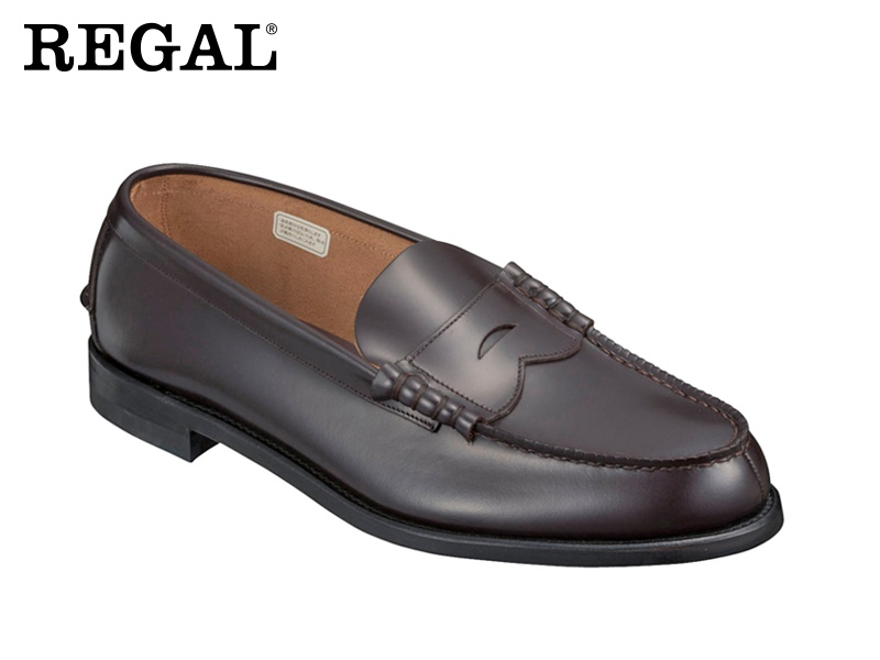 【2177AF】【REGAL】【送料無料】アッパー全て本革星☆グッドイヤーウエルト式製法ローファー ビジネスシューズ紳士靴