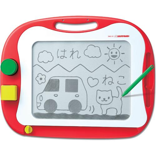 スマートフォン用の専用アプリを使えば 描いたイラストを撮影し 色を塗ったり動かしたりすることもできる アプリでうごく おえかきせんせい 送料無料 タカラトミー 1歳6ヶ月~ 1才6か月から 2020秋冬新作 知育玩具 在庫処分 おもちゃ 赤ちゃん おえかき先生 お絵描き ベビー用品 SMC-01 キッズ用品