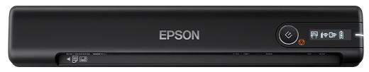 送料無料(沖縄、離島を除く) エプソン ES-60WB [ブラック] 【スキャナ】