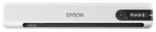 送料無料(沖縄、離島を除く) エプソン ES-60WW [ホワイト] 【スキャナ】