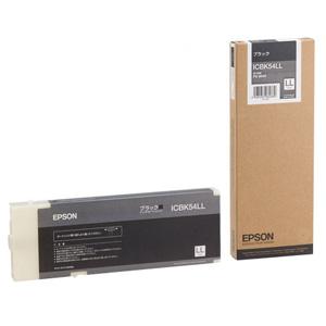 ●キャッシュレス5%還元対象● エプソン ICBK54LL (ブラック) 【インク】