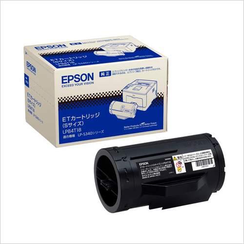 EPSON LPB4T18 [ブラック] 【トナー】