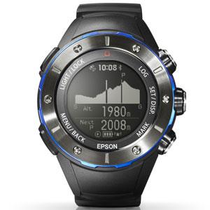 EPSON WristableGPS for Trek MZ-500MS 【腕時計】