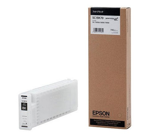 EPSON SC1BK70 [フォトブラック] 【インク】