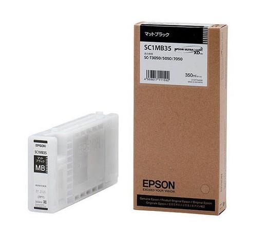 EPSON SC1MB35 [マットブラック] 【インク】