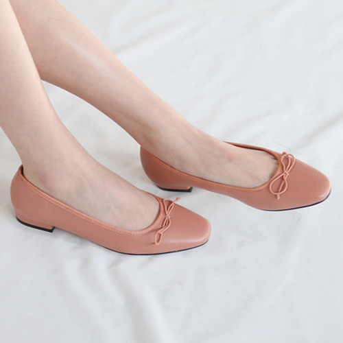 バレエシューズ フラットシューズ パンプス リボン レディース ローヒール 靴 婦人靴 黒 ブラック 白 ホワイト グリーン ピンク 歩きやすい 痛くないA4R5jL