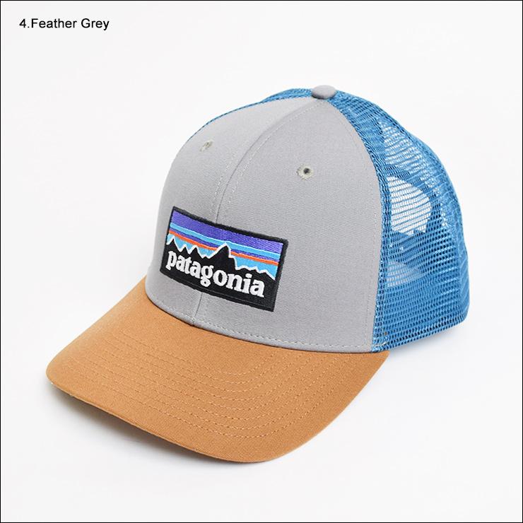 PATAGONIA(巴他戈尼亚)SP 16年P6 Trucker Hat P6卡车司机帽子盖子/帽子