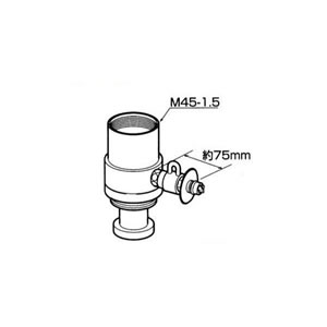 パナソニック KVK製水栓用 レバー CB-SKD6