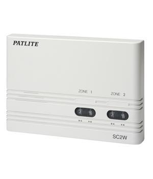 パトライト パトセンサ センサコントロールボックス SC2W
