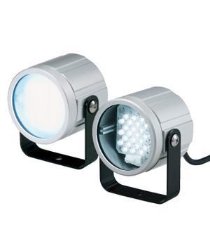 LED照射ライト DC24V(広角タイプ、狭角タイプ選べます。) CLE-24 パトライト