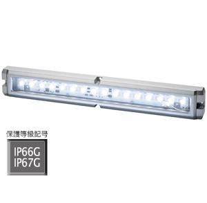 パトライト 耐油型光拡散タイプLED照明ワークライト CLT30-24S-CD DC24V (配線設計選択できます。)