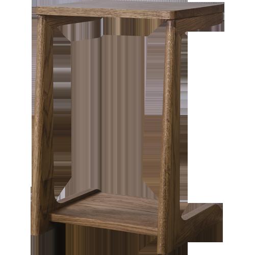 【(5/1限定!)エントリーでP20倍!】 A TEMPO SIDE TABLE (OAK)アテンポ サイドテーブル オーク[D VECTOR PROJECT 300001][キャッシュレス還元]