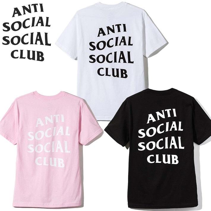 アンチソーシャルソーシャルクラブ LOGO2 TEE Tシャツ ANTI SOCIAL SOCIAL CLUB メンズ レディース ユニセックス 半袖 ASSC