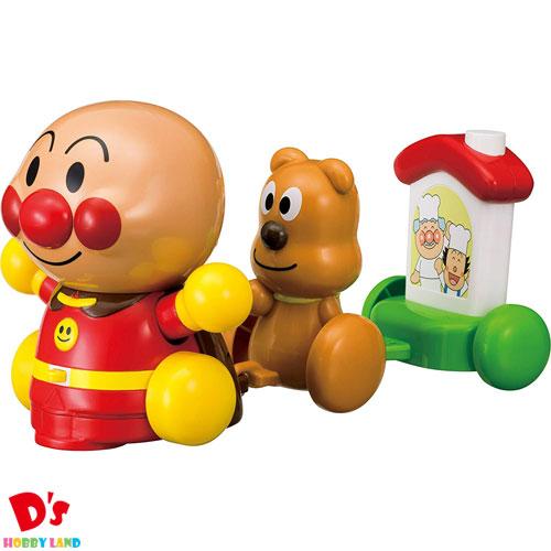 おもちゃ 知育玩具 おしゃべり はいはい 新品■送料無料■ 成長 メロディおさんぽアンパンマン 1歳~ 出産祝い アガツマ アンパンマン 在庫一掃売り切りセール