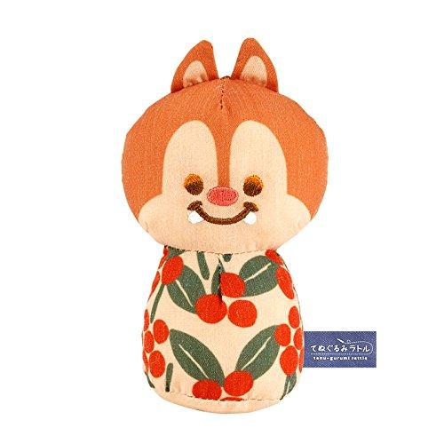 ベビートイ ぬいぐるみ 輸入 鈴の音 出産祝い ギフト 赤ちゃん 店 2か月以上 Disney デール てぬぐるみラトル ディズニー アイアップ