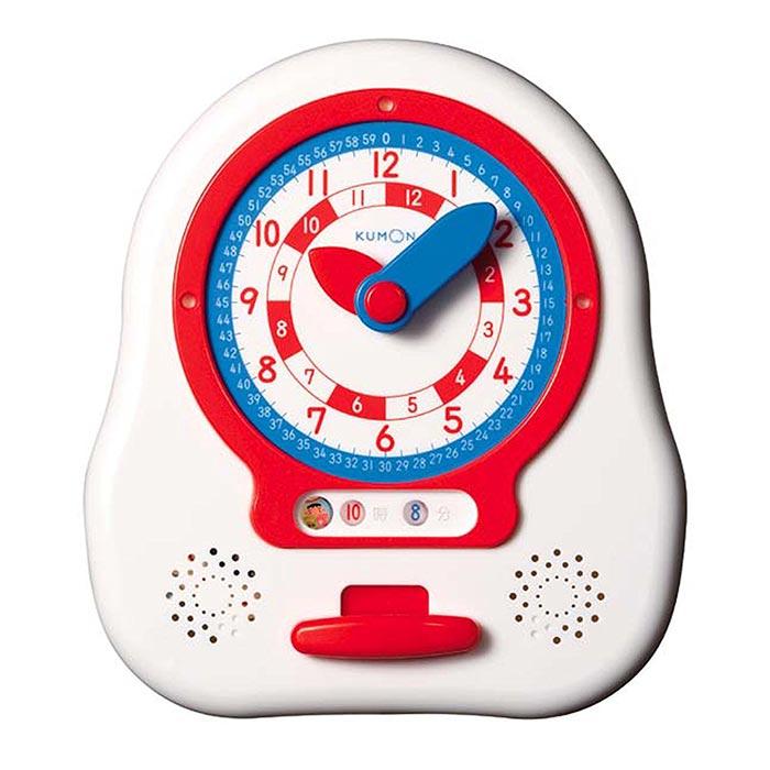 知育玩具 おもちゃ 学習 KUMON お金を節約 時間 勉強 長針 文字盤 時計の読み方を学べる くもんのNEWくるくるレッスン 大放出セール 短針 44998 KR-12 くもん出版