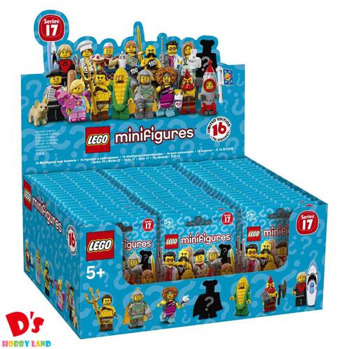 レゴ LEGO ミニフィギュア 71018 レゴミニフィギュアシリーズ17 【1BOX 60個入り】【新品・未開封】 6175012