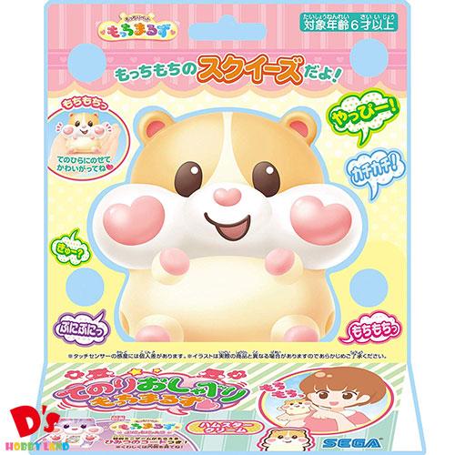 おもちゃ 女の子 電子玩具 人気 おすすめ ペット 誕生日 プレゼント 上品 てのりおしゃべりもっちまるず 6才から もっちりペットもっちまるず クリーム セガトイズ ハムスター