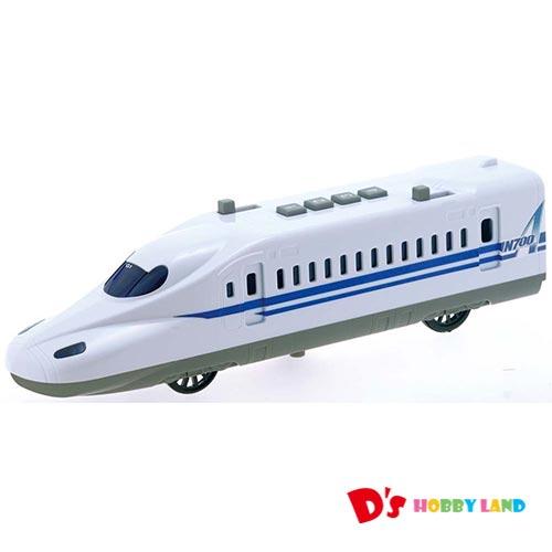 東海道新幹線 電車 即納 おもちゃ 別倉庫からの配送 男の子 ドア開閉 車内アナウンス 新幹線N700A フリクション走行 3才から トイコー サウンドトレイン