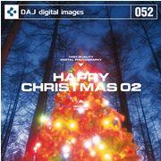 【特価】DAJ 052 HAPPY CHRISTMAS 02【メール便可】