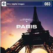 DAJ 083 PARIS【メール便可】