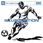 【特価】DAJ 099 ILLUSTRATION SPORTS【メール便可】