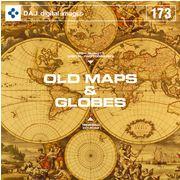 DAJ 173 OLD MAPS & GLOBES【メール便可】