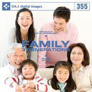 【特価】DAJ 355 FAMILY - 3 GENERATIONS【メール便可】
