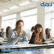 DAJ 409 College Students【メール便可】