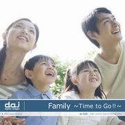 【特価】DAJ 425 Family -Time to Go !!-【メール便可】
