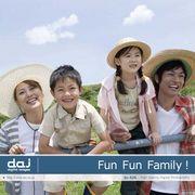 【特価】DAJ 426 Fun Fun Family !【メール便可】